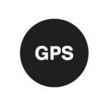 Gebruik GPS vereist